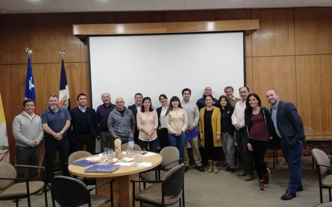 Espacio de Reflexión en DGAEA: LA PUCV PIENSA CHILE