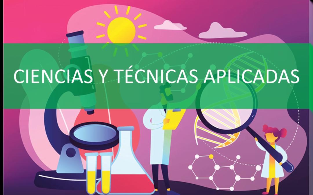 Ciencias y Técnicas Aplicadas