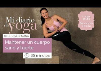 Curso Yoga Clase 10
