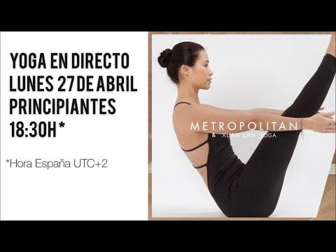 Curso Yoga Clase 32