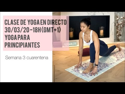 Curso Yoga Clase 33