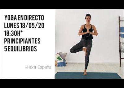 Curso Yoga Clase 35