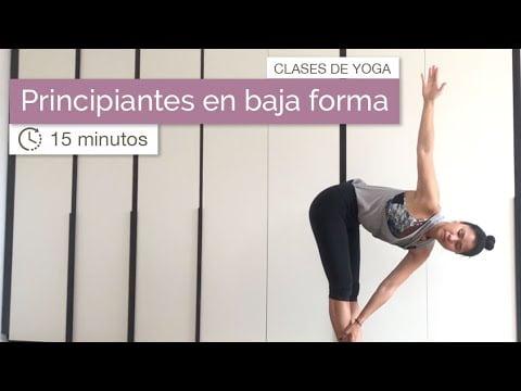 Curso Yoga Clase 3